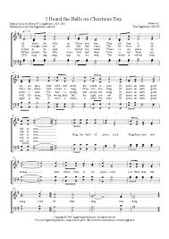 i heard the bells on day hymn