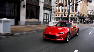 miata 2017 mazda mx 5 rf grand touring quick take same miata fun with a