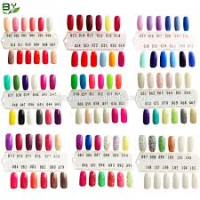 nailsky brand 133 colors gel polish uv led nail gel uv gel nail