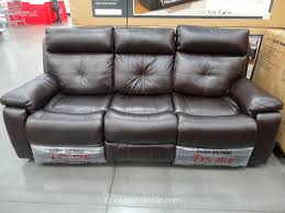 Sectional Reclining Leather Sofas by Furniture Enchanting Costco Sectional Couch For Awesome Living