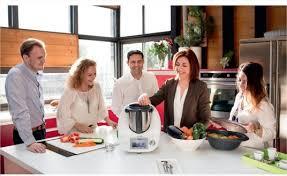 de cuisine thermomix thermomix organise une journée pour recruter ses futurs vendeurs