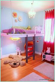 remodelaholic diy hanging loft bed in a u0027s bedroom