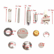 carburetor repair kit carb rebuild tool for walbro k10 wat stihl