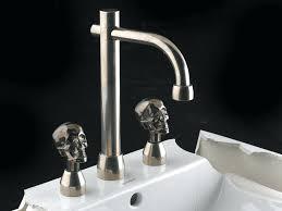 Marvelous Sugar Skull Bathroom Decor Skull Taps Faucets For The