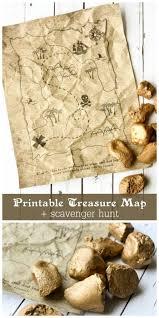 Backyard Scavenger Hunt Ideas Super Fun Kids Activity Printable Map With Scavenger Hunt Clues