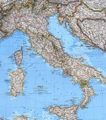 map of italy images italy political map italy mappery