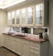 grandiose mirror kitchen cabinets doors storage set with white