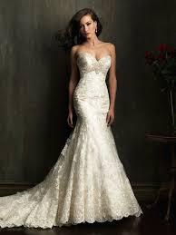 mermaid style wedding dress wedding dress mermaid lace biwmagazine