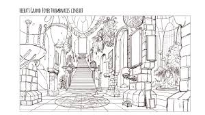 Grand Foyer Backgrounds Props U2014 Brett Carville