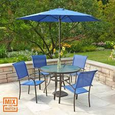 Home Depot Patio Table And Chairs Patio Table Set 7 Oval Folding Table Set Patio Table Sets