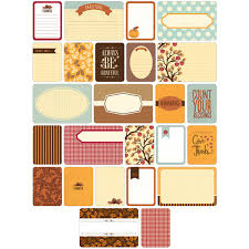 project themed cards 60 pkg fall joann