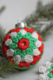 430 best crochet christmas balls baubles images on pinterest