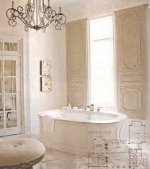 bathroom window treatments images