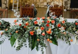 wedding flowers table 2017 wedding floral trends beyond