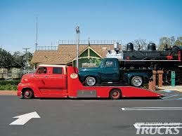 Old Ford Truck Cab - 1953 ford coe crew cab hauler rod network
