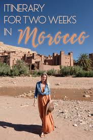 Minnesota is it safe to travel to morocco images Itinerary for two weeks in morocco the blonde abroad jpg