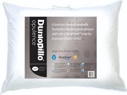dunlopillo opulence pillow deep crendon beds u0026 furniturecrendon