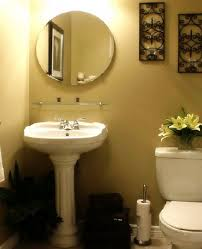 Bathroom Mirrors Over Vanity Bathroom 2017 Tasteful Small Bathroom Mirror Feat Modern