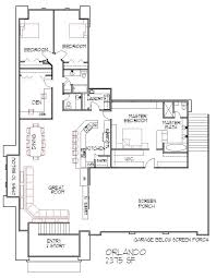 cheap 4 bedroom house plans idea housing floor plans modern modern house design