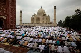 monument of love the taj mahal at heart of political storm