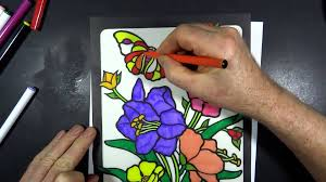 stained glass coloring book 2 youtube