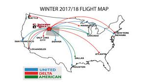 map salt lake city to denver flights to jackson hole wy winter flight schedule jackson
