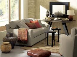 Easy Living Room Design Ideas by Living Room Diy Distressed Wood Sofa Table How To Decorate