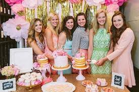 how to host a bridesmaid luncheon mywedding