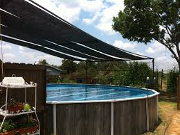 Backyard Above Ground Pools by Image Result For Shade For Above Ground Pool Pool Pinterest