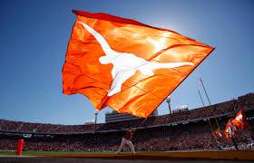 Texas Flag Half Staff Texas Athletics Generates Record Breaking 214 8 Million During