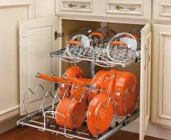 kitchen storage ideas for pots and pans helpful kitchen pots and pans storage pot pan ideas isigsf