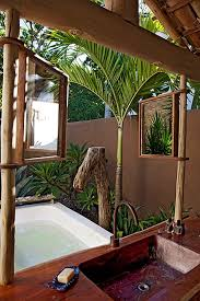 outdoor bathrooms ideas 177 best tropical bathrooms images on room outdoor