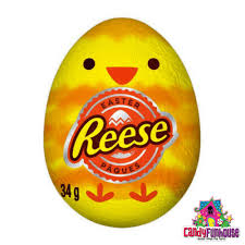 reese easter egg reese easter egg easter candy milk chocolate eggs