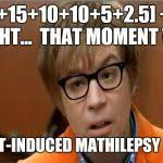 Goldmember Meme - mike myers austin powers staring mole 3 goldmember meme generator