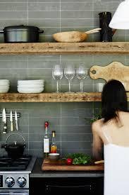 Modern Kitchen Shelving Ideas Rustic Kitchen Shelving Vlaw Us