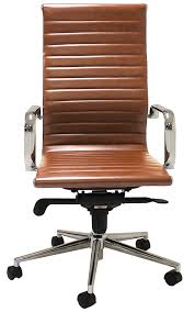 Desk Chair Modern Modern Classic High Back Office Chair In Stock Free Shipping