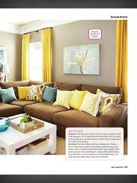 Home Decor Yellow And Gray 25 Best Gray Living Room Walls Brown Couch Ideas On Pinterest