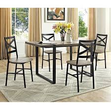 60 dining room table carbon loft edelman 60 inch urban blend driftwood dining table