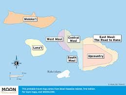 Map Of Hawaii Big Island Printable Travel Maps Of Hawaii Big Island Maui Oahu Kauai Moon