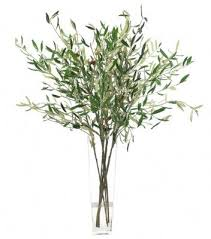 branch centerpieces olive branch centerpieces you could add sprigs of lavender to
