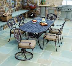 A Guide To Cast Aluminum Outdoor Furniture PatioProductionscom - Outdoor aluminum furniture