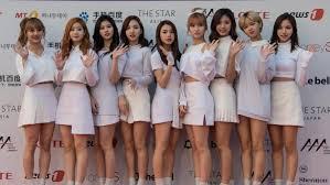 fresh video k pop group twice u0027s