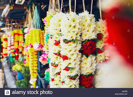 hindu garland flower garland for sale stock photos flower garland for sale
