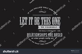 you follow only one rule let stock vector 574325659 shutterstock