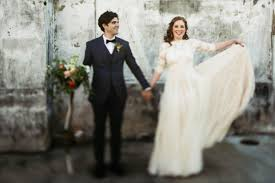 wedding dresses new orleans this marigny opera house wedding beautifully honors the s