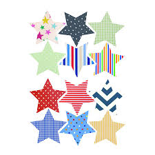 star stickers for walls custom wall star stickers decorative accessories diy