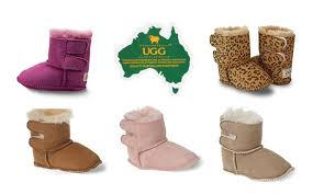 ugg boots australia made genuine australian sheepskin baby ugg boots ozwear connection