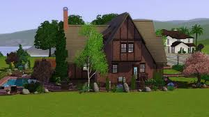 english tudor cottage mod the sims english tudor