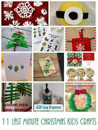 decorations pieces by polly 11 last minute christmas kids crafts