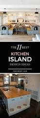 Ideas For Kitchen Island by Best 25 Kitchen Islands Ideas On Pinterest Island Design